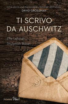 Steamcon.it Ti scrivo da Auschwitz Image