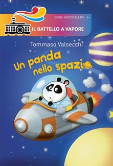 Squillogame.it Un panda nello spazio. Ediz. illustrata Image