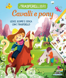 Laboratorioprovematerialilct.it Cavalli e pony. Ediz. a colori Image