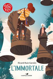 L' immortale - Ricardo Ruiz Garzón - copertina