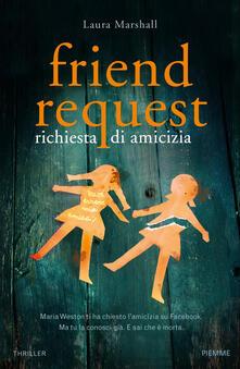 Grandtoureventi.it Friend request. Richiesta di amicizia Image