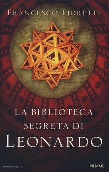 Listadelpopolo.it La biblioteca segreta di Leonardo Image
