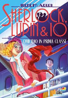 Omicidio in prima classe - Irene M. Adler - copertina