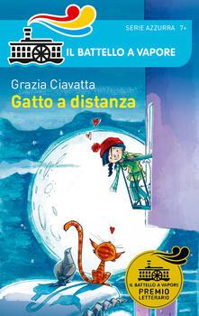 Gatto a distanza - Grazia Ciavatta - copertina