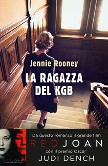 La ragazza del KGB - Jennie Rooney - copertina