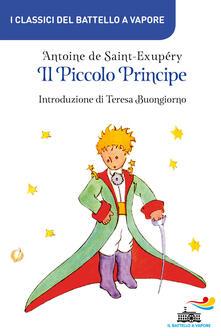 Il Piccolo Principe - Antoine de Saint-Exupéry - copertina