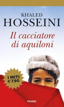 Il cacciatore di aquiloni - Khaled Hosseini - copertina