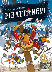 Pirati delle nevi - Tommaso Lanciani - copertina