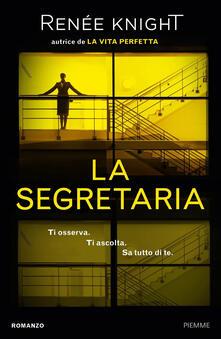 La segretaria - Renée Knight - copertina