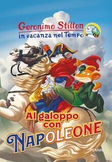 Steamcon.it Al galoppo con Napoleone. In vacanza nel Tempo Image