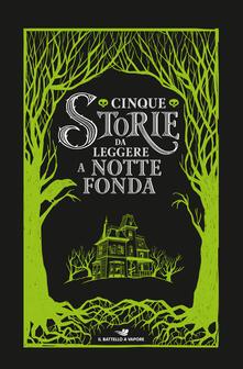 Cinque storie da leggere a notte fonda - copertina