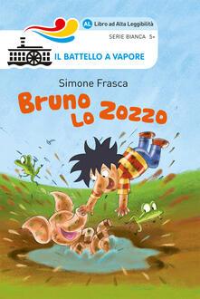 Ristorantezintonio.it Bruno lo zozzo. Ediz. ad alta leggibilità Image