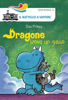 Dragone trova un gatto. Ediz. illustrata.pdf