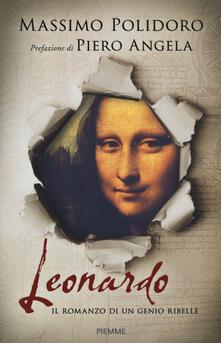 Premioquesti.it Leonardo. Il romanzo di un genio ribelle Image
