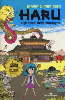 Milanospringparade.it Haru e gli spiriti della montagna Image