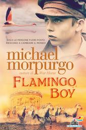 Copertina  Flamingo boy