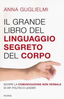 Voluntariadobaleares2014.es Il grande libro del linguaggio segreto del corpo Image