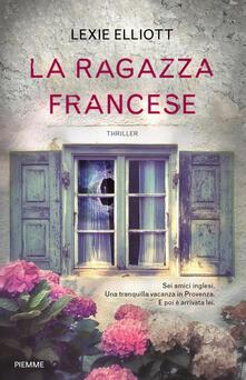 La ragazza francese - Lexie Elliott - copertina