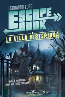 Grandtoureventi.it La villa misteriosa. Escape book Image