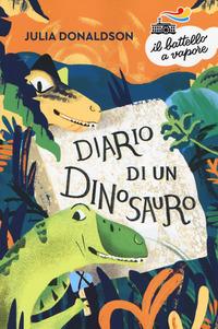 Diario di un dinosauro - Donaldson Julia - wuz.it