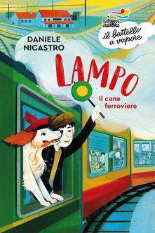 Winniearcher.com Lampo. Il cane ferroviere Image