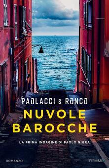 Nuvole barocche - Antonio Paolacci,Paola Ronco - copertina