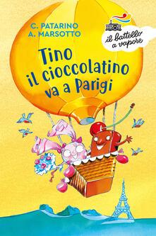Listadelpopolo.it Tino il cioccolatino va a Parigi Image