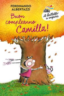 Ilmeglio-delweb.it Buon compleanno Camilla! Ediz. a colori Image