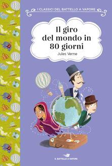 Letterarioprimopiano.it Il giro del mondo in 80 giorni Image