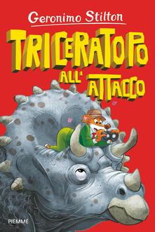 Triceratopo allattacco. Lisola dei dinosauri.pdf