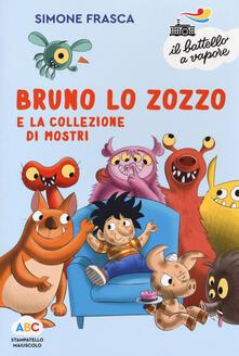 Parcoarenas.it Bruno lo zozzo e la collezione di mostri. Ediz. a colori Image