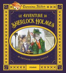Capturtokyoedition.it Le avventure di Sherlock Holmes di Arthur Conan Doyle Image