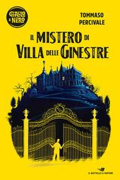 Copertina  Il mistero di Villa delle Ginestre