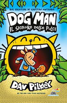 Radiospeed.it Il signore delle pulci. Dog Man Image