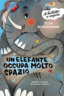 Milanospringparade.it Un elefante occupa molto spazio Image