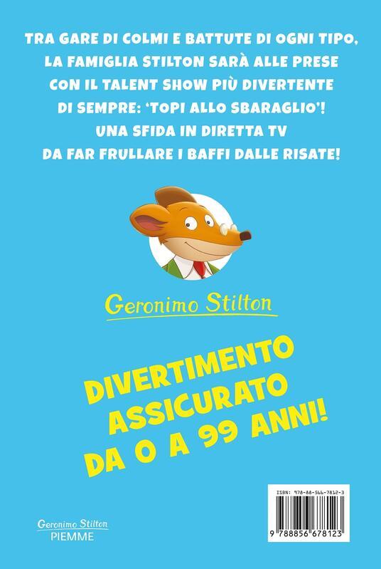 Barzellette challenge. Sfida all'ultima risata - Geronimo Stilton - 2