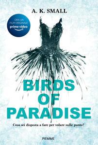 Libro Birds of paradise A. K. Small