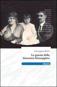 Le poesie della bisnonna Giuseppina