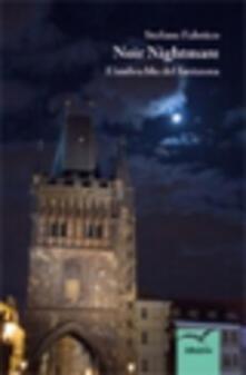 Noir nightmare. L'ombra blu del fantasma - Stefano Falotico - copertina