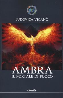 Promoartpalermo.it Ambra. Il portale di fuoco Image