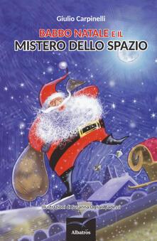 Radiospeed.it Babbo Natale e il mistero dello spazio Image