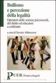 Lpgcsostenible.es Bullismo e percezione della legalità. Operatori delle scienze psicosociali, del diritto ed educatori a confronto Image