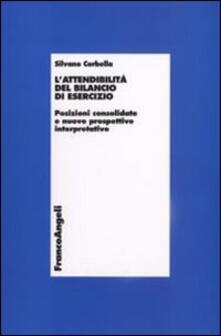Antondemarirreguera.es L' attendibilità del bilancio di esercizio. Posizioni consolidate e nuove prospettive interpretative Image