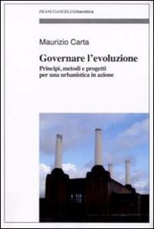 Listadelpopolo.it Governare l'evoluzione. Principi, metodi e progetti per una urbanistica in azione Image
