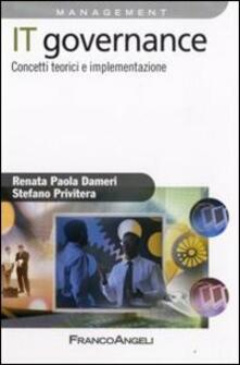 Vastese1902.it IT governance. Concetti teorici e implementazione Image