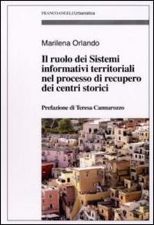Tegliowinterrun.it Il ruolo dei sistemi informativi territoriali nel processo di recupero dei centri storici Image