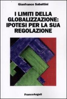 Antondemarirreguera.es I limiti della globalizzazione: ipotesi per la sua regolazione Image