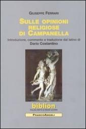Sulle opinioni religiose di Campanella