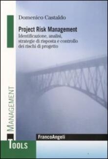 Associazionelabirinto.it Project risk management. Identificazione, analisi, strategie di risposta e controllo dei rischi di progetto Image
