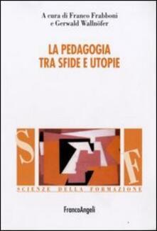 Antondemarirreguera.es La pedagogia tra sfide e utopie Image